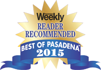 Best of Pasadena 2017